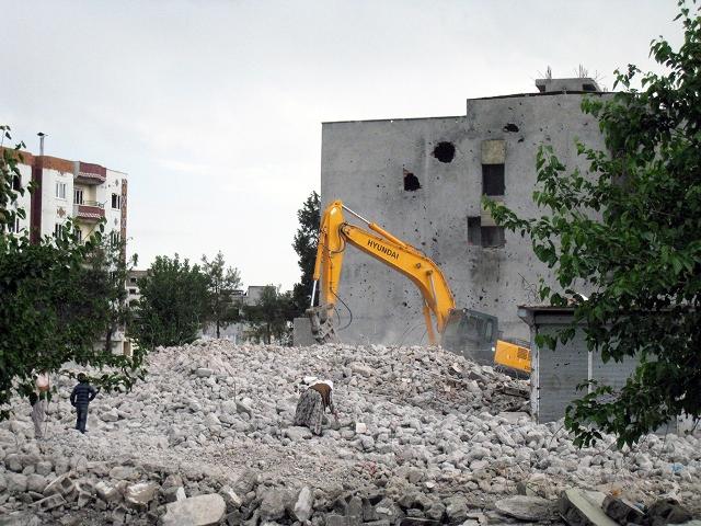 Ein Besuch in der Türkei in Zeiten der Unterdrückung und des Krieges Bericht von Rudi Friedrich
