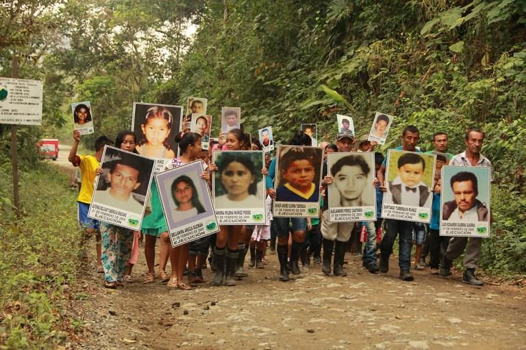 Friedensgemeinde: Gedenken an die Opfer des Massaker 2005