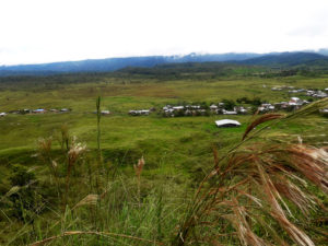 Blanquita_Murri Blick auf das Dorf