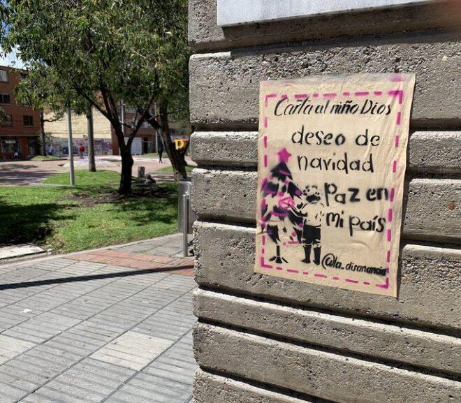 In Bogotá: Die Arbeit beginnt