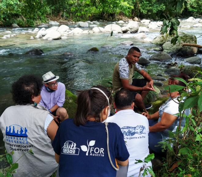 Projekte für eine nachhaltige Zukunft in Antioquia